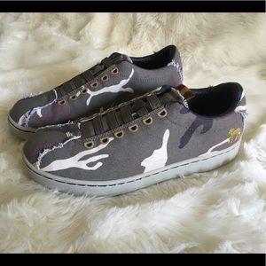 L.A.M.B. Camo Music Shoes •NEW•